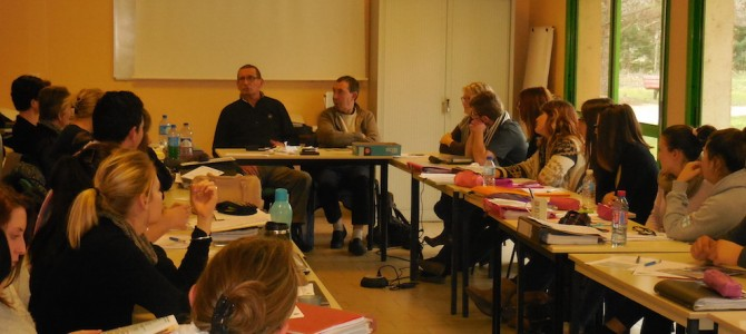 Première conférence de l'année pour Le Roseau