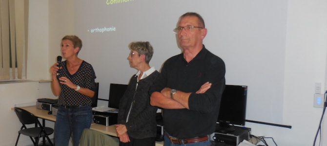 Soirée film, conférence et débat sur l'Aphasie à Valence