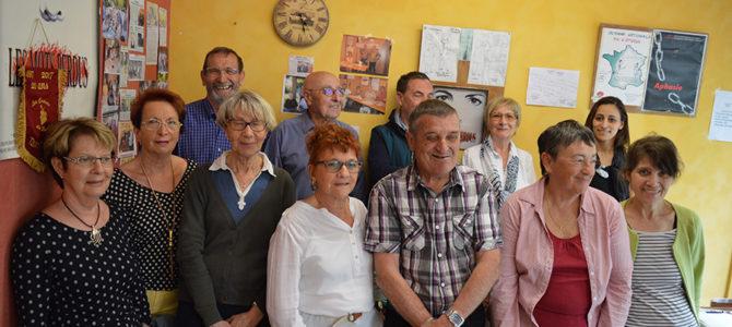 Assemblée générale 2018 au Roseau