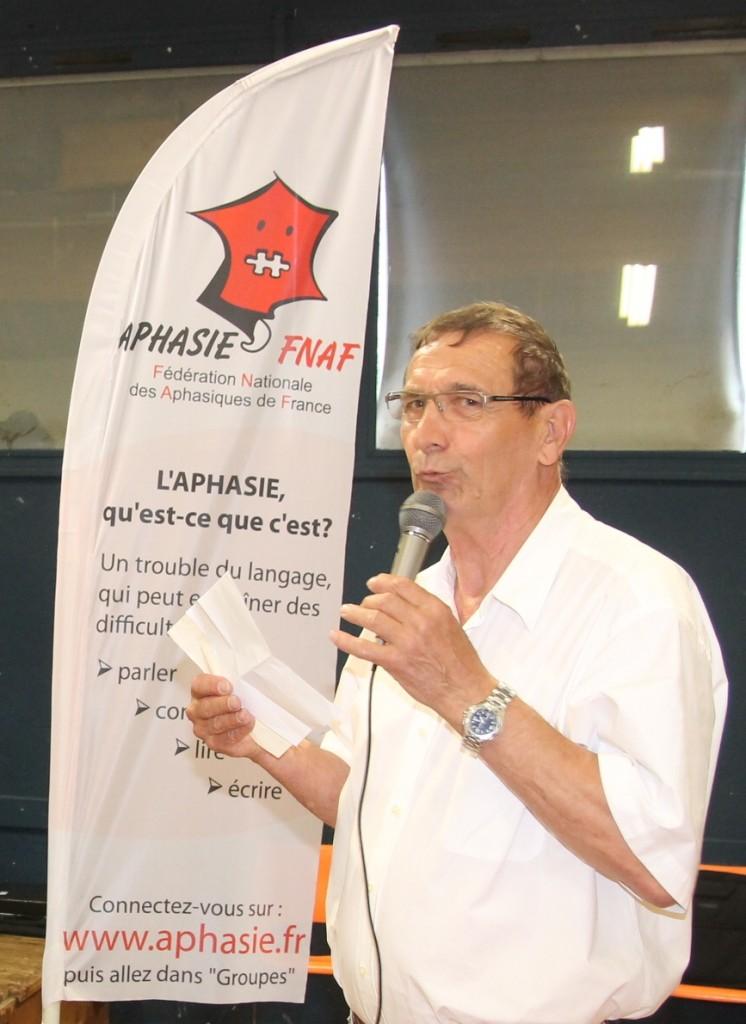 Daniel Gagneux, le président du Roseau