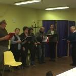 La Chorale du Roseau a entonné la chansonnette