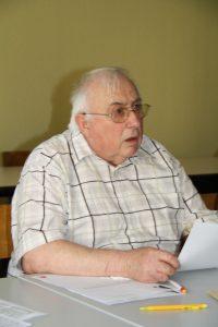André Guidon, ancien président du Roseau, nous a quitté le 1er mars 2016