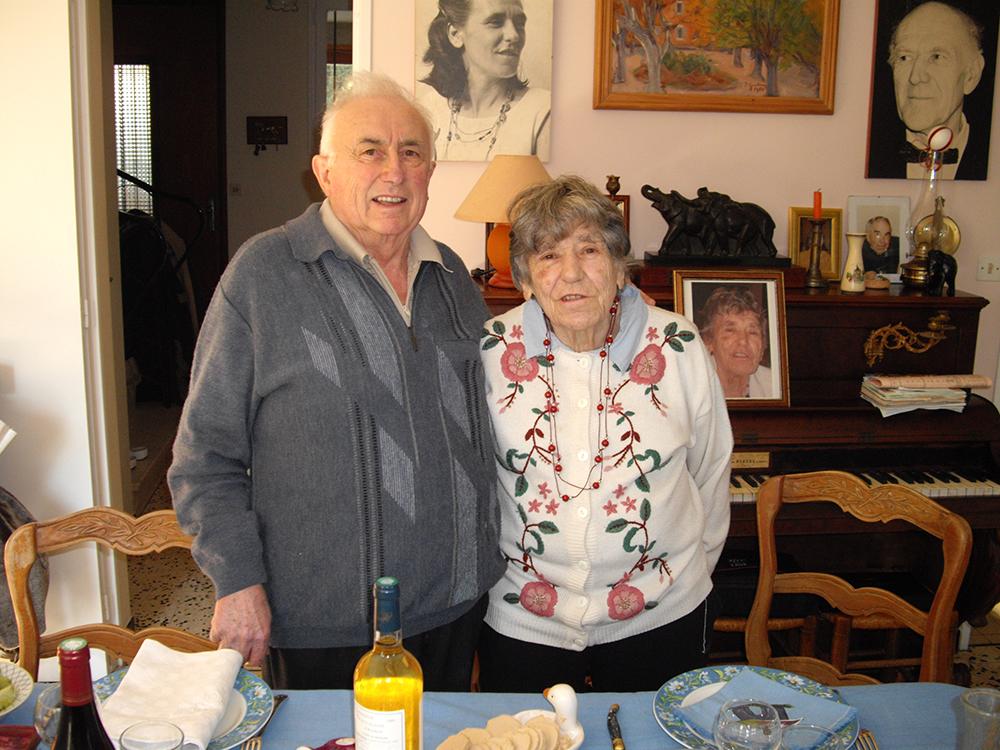 L'année 2018 a malheureusement débuté tristement : le 3 janvier avait lieu les obsèques de Zabette GUIDON.