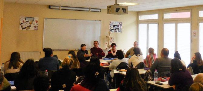 Nouvelles conférences du Roseau auprès des aides-soignants