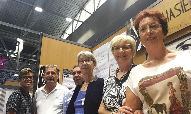 Le 9 septembre, l'association Le Roseau était présente au Forum des Associations de la ville de Valence