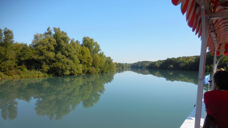 Une journée conviviale avec un petit goût d'été sous un beau soleil pour les adhérents du Roseau